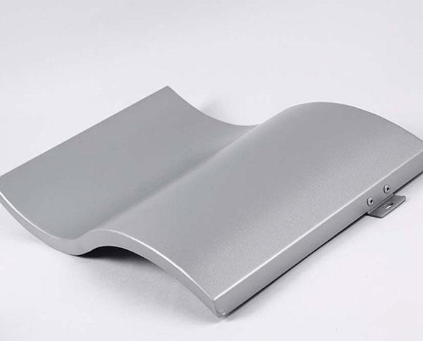 异形氟碳铝单板 造型