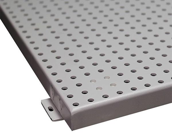 吊顶冲孔铝单板