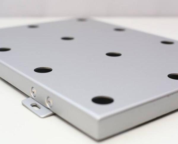 吊顶冲孔铝单板产品造型