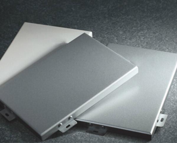 氟碳铝单板的色差分析