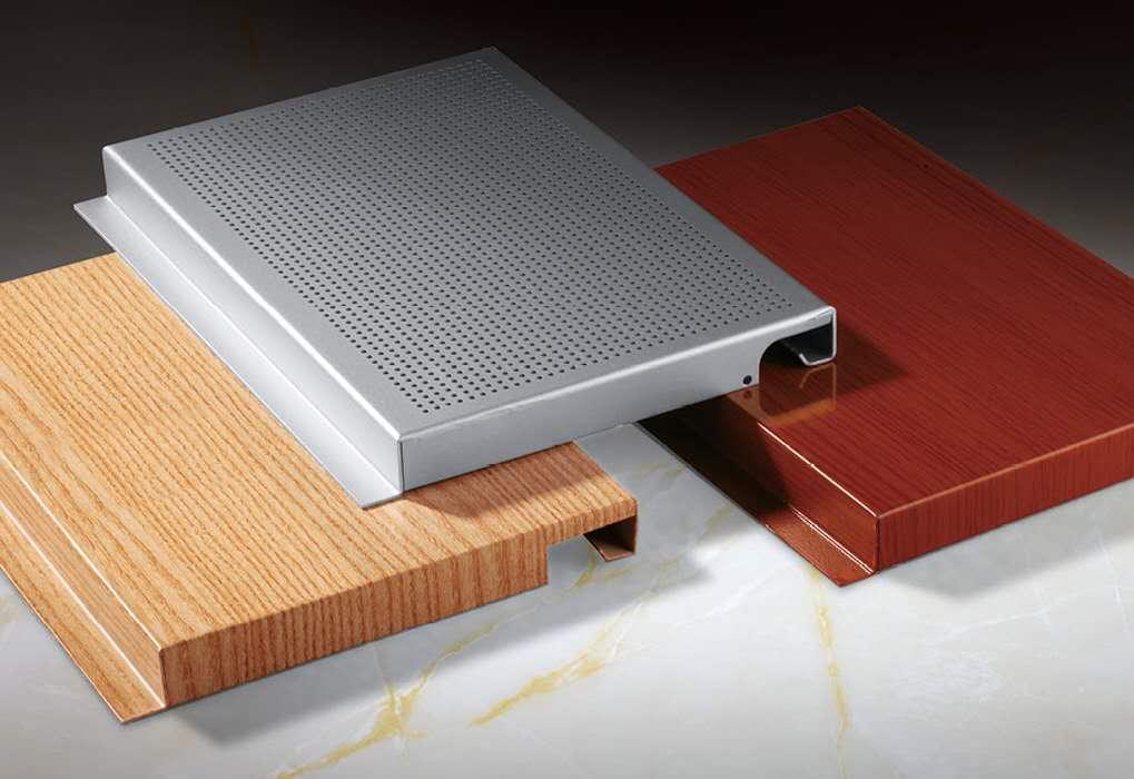 冲孔铝单板的工艺及未来发展前景